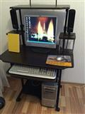 Kompjuter komplet HP i ardhur nga zvicrra