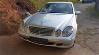 Mercedes Benz Eklasse 220 CDI