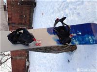 Snowboard Salomon 154cm