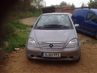 Shes Veturen Mercedes A 170