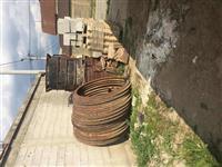 Kallap per gypa betoni