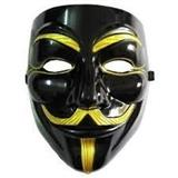 Mask Anonymous Vip Gold