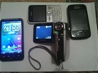 HTC desire,kamer,nokia,samsung