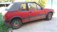 Peugeot 205 kabriolet