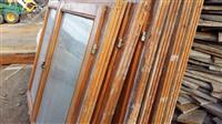 Dritare te drurit