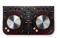 Pioneer DDJ-WEGO-R Virtual DJ Controller - Red