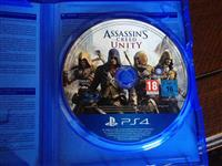 Assaasin's Creed Unity PS4