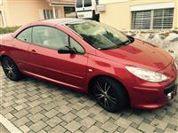 Peugeot kabriolet