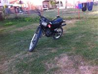 Yamaha 125 cc ndrrim me skuter