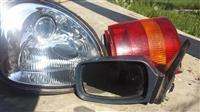 Drita dhe pasqyre per Ford
