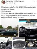 Opel astra 1.6   16v   automatik