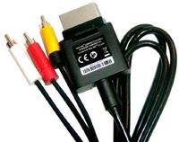 Shes XBOX 360  Audio/Video Cable