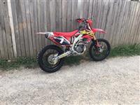 Kros Honda 450cc  2008