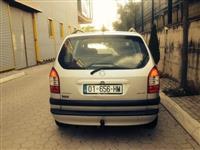 Opel Zafira i regjistuar,doganuar dhe servisuar