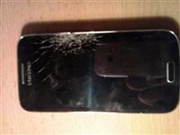 shitet Samsungi s4 mini ka defekt ekrani