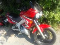 Yamaha 125 dt i doganum