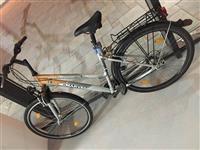 Shes bicikel e ardha nga gjermania me pjes shimano