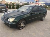 Mercedes c270cdi FULL FULL 170+40ps