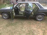 Shitet Mercedes-240