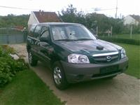 Shes Mazda tribute 2001