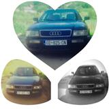 Audi b4 benzin