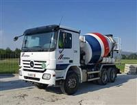 Mercedes Benz Actros 2632-03 MP2