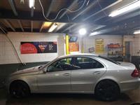 Mercedes-Benz E220 CDI AUTOMATIK NAFTE