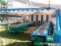 Tenda(shatora),karrika,tavolina me qera