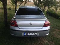 Shes veturen Peugeot 407 2.0 HDI