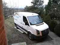 Shes VW Crafter TDI