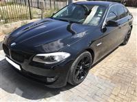 BMW 520D F10 2012