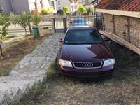 Audi A6 2.4 benzin manual 98