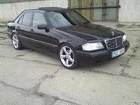 Mercedesi 200 shum i ri dhe i ruajtur