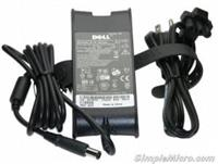 Adapter rryme per Llaptop DELL19,5V-3,34A 65W