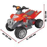 Motor per femij i kuq 12 volt