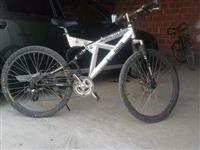 Biciklet me dy disqe