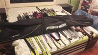 Skijet dhe Skatboardat -Fischer&Soloman