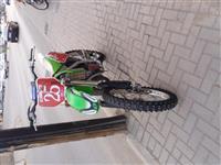 Kawasaki kx 125 full kross