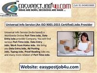 Best ONLINE jobs vacancy for 10+ to Graduation