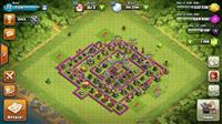 Clash Of Clans lvl 72