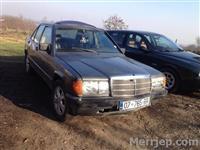 Urgjent Mercedes 190 2.5 diesesl