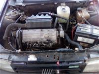 fiat uno i aksidentum 1.7 diesel 370 euro