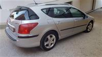 Shitet Peugeot 407, 2.0 HDI  - viti 2005 RKS  9 mu