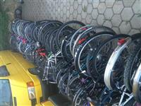 bicikleta me shumic
