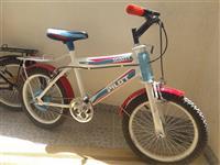 Bicikletat dy copa
