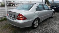 Mercedes C200 Benzin RKS (1 VIT) AVANGARDE -2002