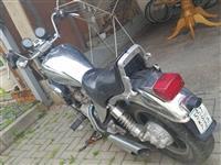 Shes Choper Kawasaki