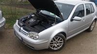 VW Golf 4TDI Pacifik
