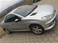 Peugeot 206 cc 1.6  2004