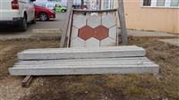 Shtylla betoni-Qeshme-Kocka